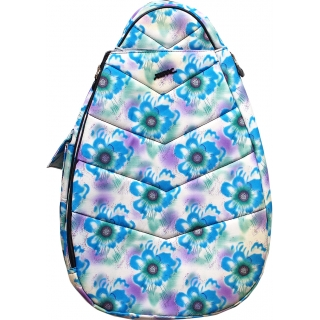 Jet Blue Tropical Large Sling