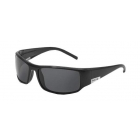 Bolle King Polarized Large Fit Sunglasses (Shiny Black) - Tennis Accessory Types