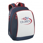 Wilson US Open Tennis Backpack (Red/White/Blue) - Tennis Gift Ideas - Performance Racquets, Bags, Shoes and Apparel