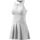 Adidas by Stella McCartney Barricade Tennis Dress (White) - Tennis Apparel Brands