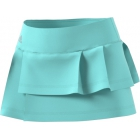Adidas Women's Advantage Layered Tennis Skirt (Energy Aqua) - MAP Products