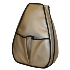 40 Love Courture Golden Bronze Sophi Tennis Backpack - 40 Love Courture Sophi Tennis Backpack