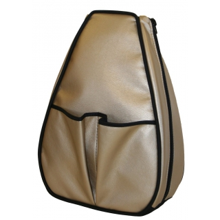 40 Love Courture Golden Bronze Sophi Tennis Backpack