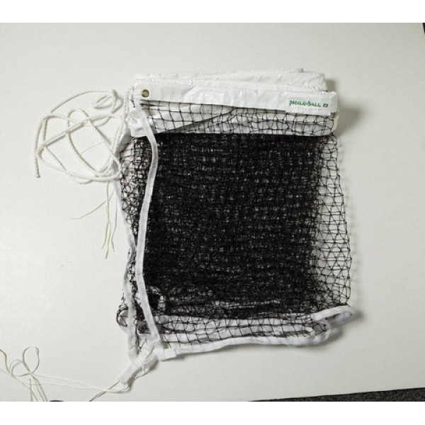 Pickle-ball Heavy Duty Brown Outdoor Net