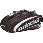 Babolat Team Competition Bag (Black/ Red) - Babolat Team Tennis Bags
