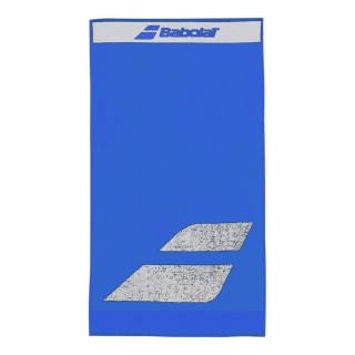 Babolat Medium Tennis Towel (Diva Blue/White)