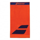 Babolat Medium Tennis Towel (Flame/Estate Blue) - Tennis Accessory Brands