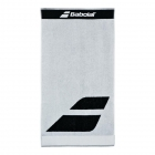 Babolat Medium Tennis Towel (White/Black) - Tennis Online Store