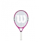 Wilson Burn Pink 19 Junior Tennis Racquet - Tennis Racquets For Kids 5 & 6 Years Old