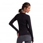Bloq-UV Women's 24/7 Sun Protective Long Sleeve Top (Black) -