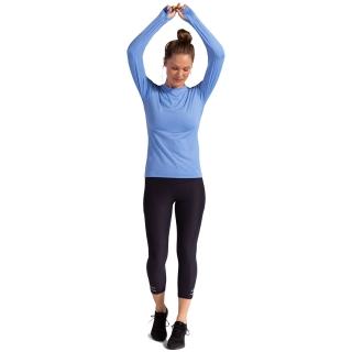 Bloq-UV Women's 24/7 Sun Protective Long Sleeve Top (Indigo)