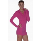 BloqUV Women's Sun Protective Cover Up Dress (Passion Pink) - Shop the Best Selection of Tennis Apparel
