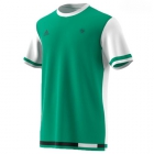 Adidas Men's Roland Garros Tennis Tee (Core Green/Phantom) - New Adidas Apparel