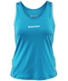 Babolat Women's Match Core Tank (Turquoise) - Babolat Tennis Apparel