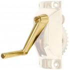 Edwards Replacement Brass Handle - Edwards Tennis Equipment