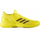 Adidas Women's Adizero Ubersonic 3.0 Tennis Shoes (Yellow/Black) - MAP Products