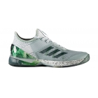 Adidas Women's Adizero Ubersonic 3.0 Jade Tennis Shoes (Tactile Green/Collegiate Green/Green) - Tennis Shoe Brands