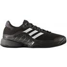 Adidas Men's Barricade Clay 2017 Tennis Shoe (Black/Grey/White) - Men's Tennis Shoes