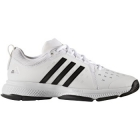 Adidas Men's Barricade Classic Bounce Tennis Shoes (White/Black) - Adidas Barricade Classic Tennis Shoes