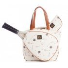 Court Couture Cassanova Tennis Bag (Monogram) - Court Couture Tennis Bags