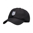 K-Swiss Court Tennis Hat (Black) - Tennis Accessories