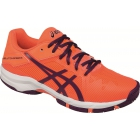 Asics Gel Solution Speed 3 Junior Tennis Shoes (Coral/Plum/Coral) - Performance Tennis Shoes