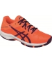 Asics Gel Solution Speed 3 Junior Tennis Shoes (Coral/Plum/Coral) - Lightweight Tennis Shoes