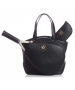 Court Couture Cassanova Quilted Tennis Bag (Black) - Court Couture