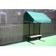 SunTrends Cabana Bench 6' Modified -