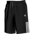Adidas Men's Response Bermuda Shorts (Black/White) - Men's Shorts Tennis Apparel