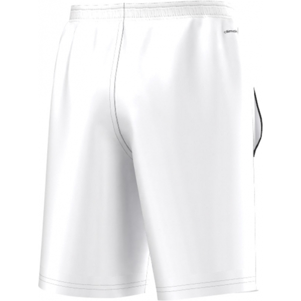 Adidas Men'sTennis Sequentials Bermuda Shorts (White)