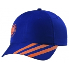 Adidas Men's Roland Garros Tennis Cap (Blue/Solar Zest) - Tennis Accessories
