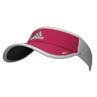 Adidas adiZero II Visor (Pink/ White) - Tennis Accessories