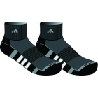 Adidas Men's Climalite II Quarter 2-Pack Sock - Women's Socks Tennis Apparel