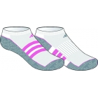 Adidas Women's Climalite II 2-Pack No -Show Sock - Women's Socks Tennis Apparel