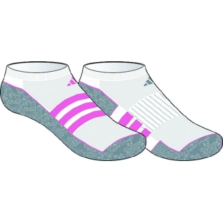 Adidas Women's Climalite II 2-Pack No -Show Sock