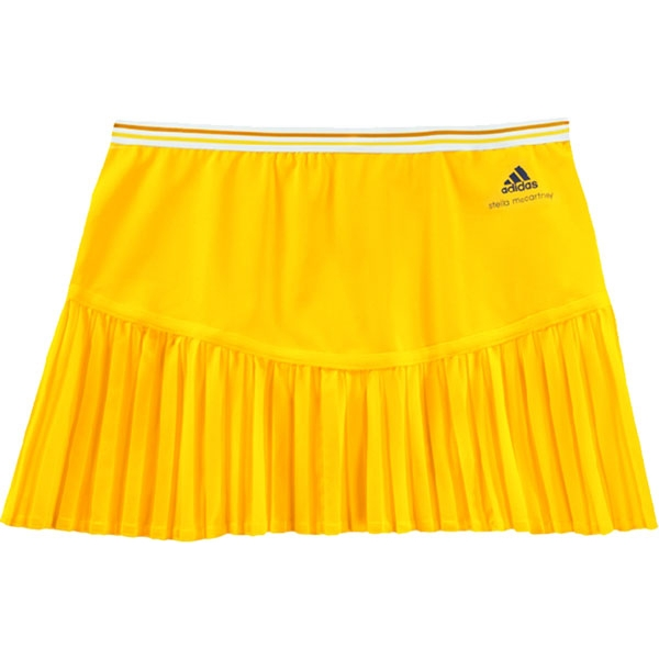 Adidas Stella McCartney Barricade Skort (Yellow)