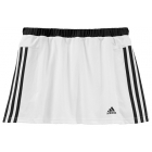 Adidas Response Skort (White/Black) - Adidas Women's Apparel Tennis Apparel