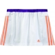 Adidas Response Skort (White/Orange/Purple) - Adidas Women's Apparel Tennis Apparel