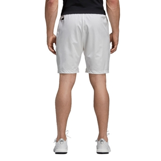 Adidas Men's Bermuda Tennis Shorts (White)