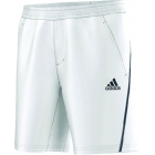 Adidas Men's adiPower Barricade Shorts (White) - Men's Shorts Tennis Apparel