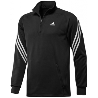 Adidas Men's Response Fleece (Black/ White)