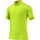 Adidas Men's ClimaChill Tee (Green) - Tennis Apparel Brands