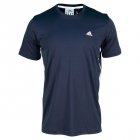 Adidas Men's Sequentials Galaxy Crew Tee (Navy Blue) - Adidas Men's Apparel Tennis Apparel