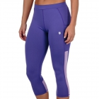 K-Swiss Women's Capri Tennis Pants (Purple/Lilac) - Women's Outerwear
