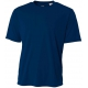 A4 Men's Performance Crew Shirt (Navy) - A4 Men's T-Shirts & Crew Necks