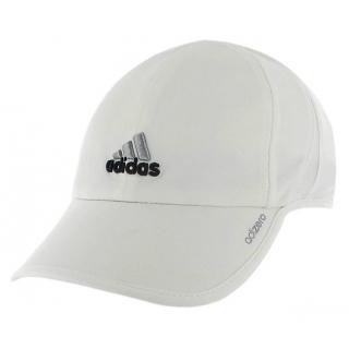 acd90d2d2 Adidas Women's Adizero II Cap (White/ Black/ Platinum) $19.99