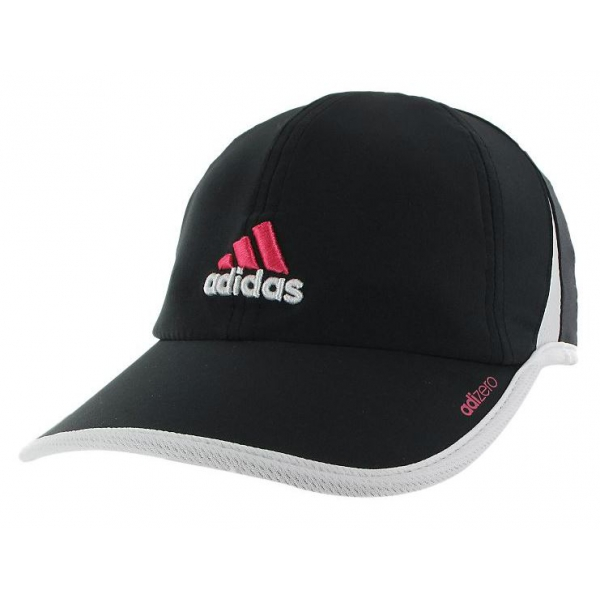 Adidas Women S Adizero Ii Cap Black Pink White From Do