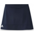 Adidas Women's T16 Team Skort (Navy/ White) - Tennis Apparel