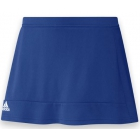 Adidas Women's T16 Team Skort (Royal/ White) - Women's Tennis Apparel